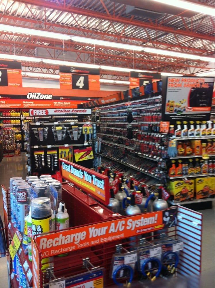 Autozone Auto Parts Supplies Southwest Denver Co