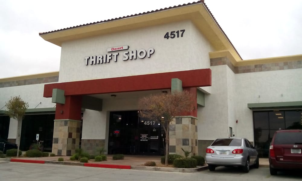 Desert thrift shop thrift stores 4517 e main st mesa for Jewelry stores mesa az