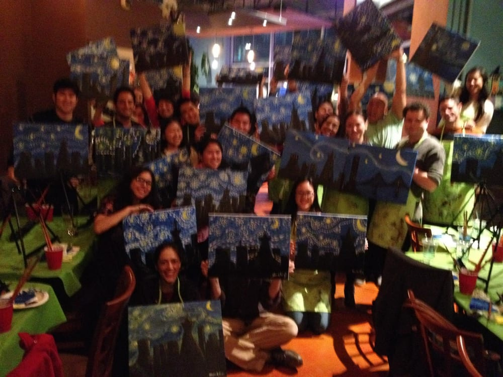 paint nite 86 photos paint sip potrero hill san