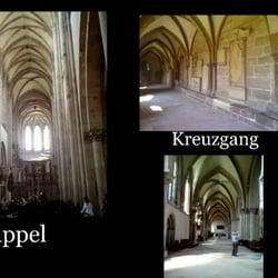 """Collage """"Kreuzgang und Kuppeln"""""""