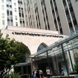 New York Presbyterian Hospital Weill Cornell Emergency Room