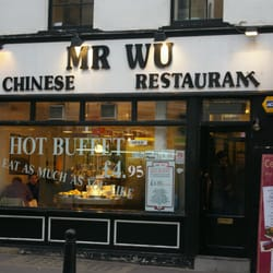 Mr Wu, London