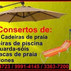 Conserto De Cadeiras De Praia / Piscina E Guarda-Sóis /, Balneário Camboriú - SC