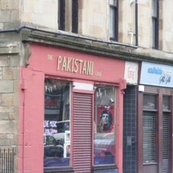 Pakistani Cafe, Glasgow