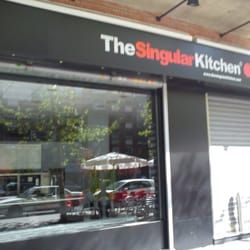 The singular kitchen geschlossen bad k che for Singular kitchen