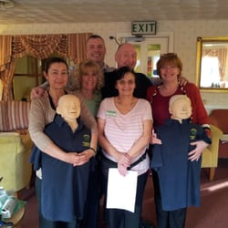 First Aid Refresher in Stoke on Trent