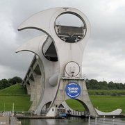 Falkirk Wheel, Falkirk, UK