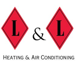 L&L Heating & Air Conditioning logo