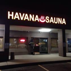 Havana Sauna logo
