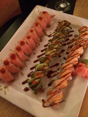 Drunken fish 125 photos sushi bars central business for Drunken fish kc