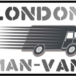 London - Man - Van