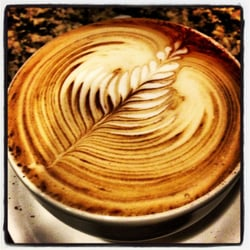 Garlands Latte Art