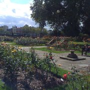 Bishop's Park, London, UK