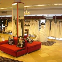 Verkaufsraum Brautmoden
