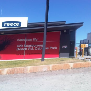 Reece plumbing centres kitchen bath osborne park for Bathrooms osborne park
