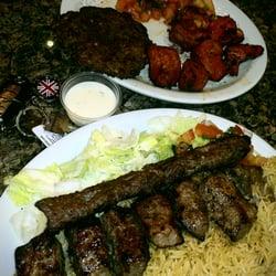 Bamiyan kabob mississauga on canada yelp for Afghan kabob cuisine mississauga