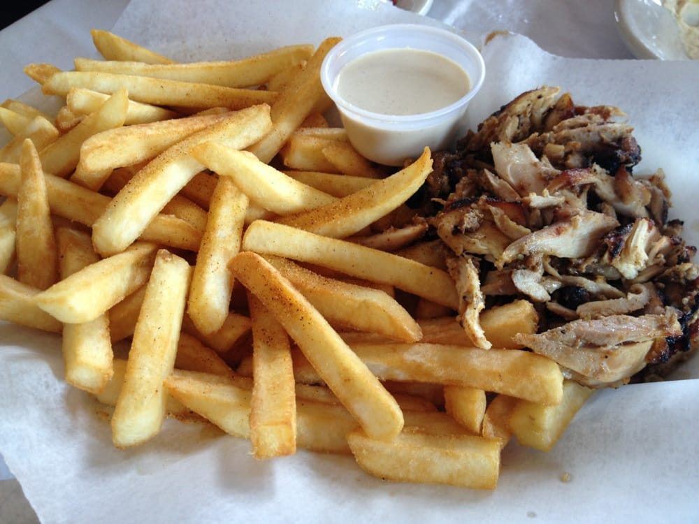 Kenner (LA) United States  city photos gallery : Shishkabob House Kenner, LA, United States. Chicken shawarma with ...