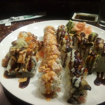Asuka asian bistro sushi bar 28 photos 60 reviews for Asuka japanese cuisine menu