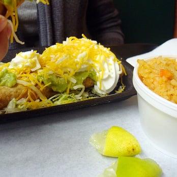 ... Taco Shop - San Jacinto, CA, United States. Taquitos and guacamole