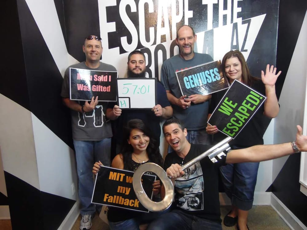 Directions To Escape The Room Az