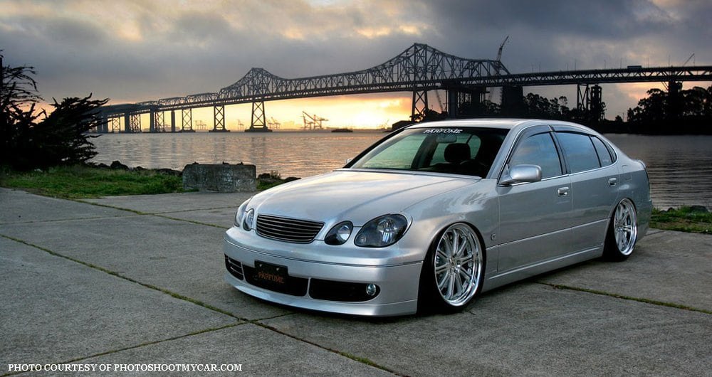 99 Lexus Gs400 Custom Paint And Body Work By Preferred