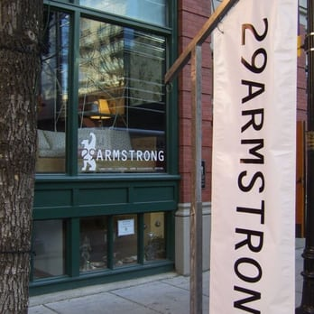 29 Armstrong CLOSED Furniture Stores 101 St