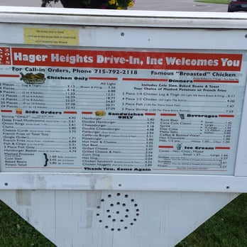 Hager heights drive in   10 photos & 11 reviews   fast food ...