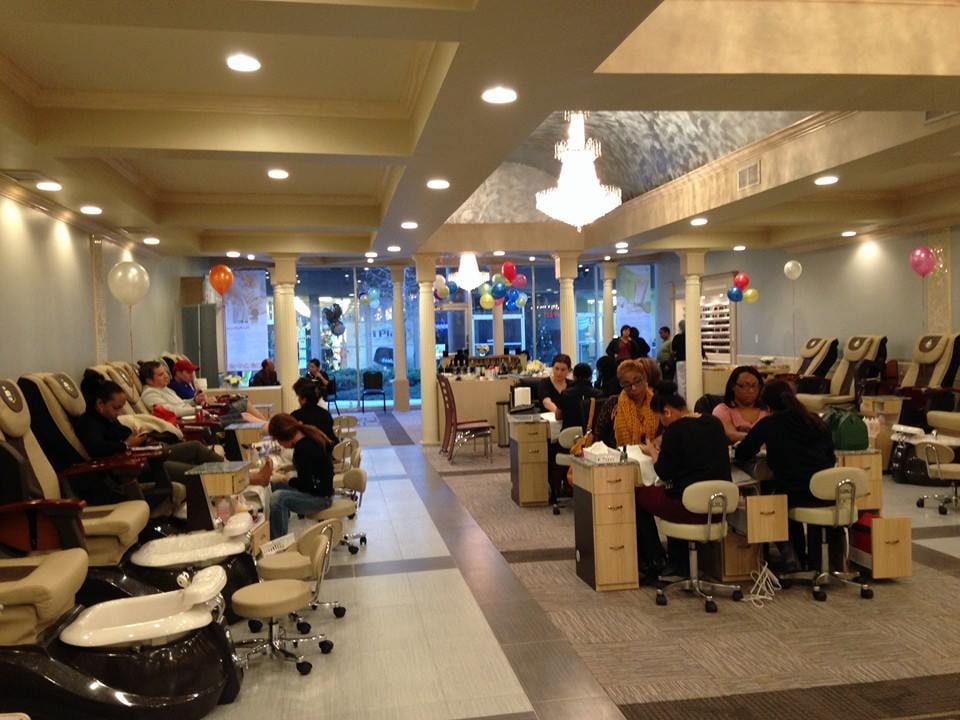 Lush nails spa iii nail salons 1544 piedmont ave for 24 hour nail salon atlanta