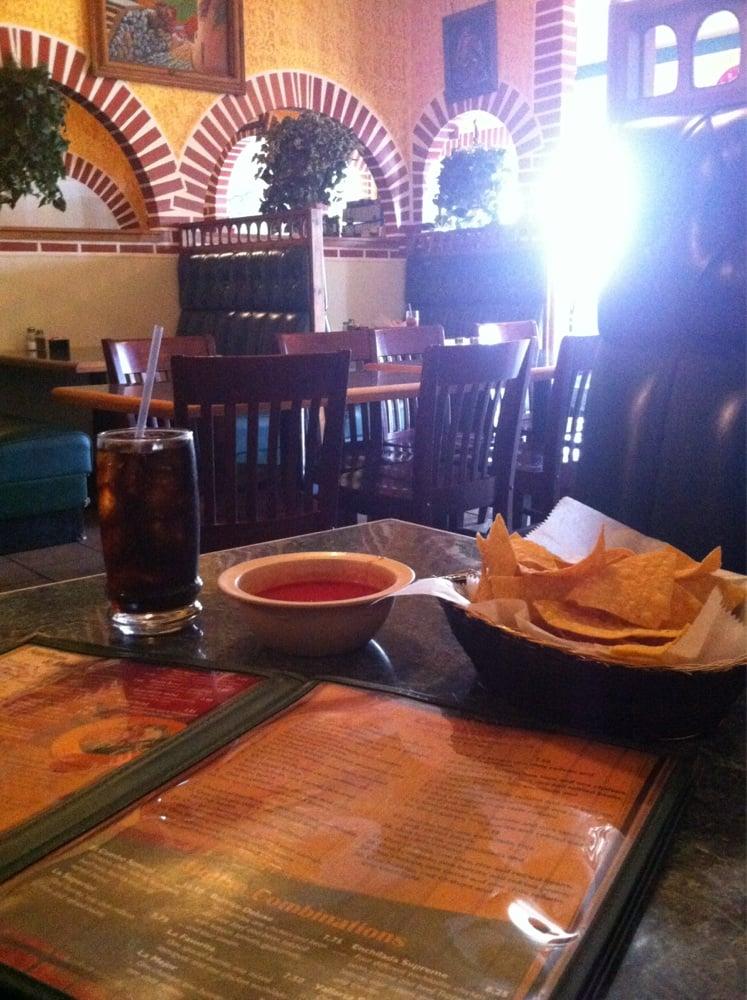 Monterrey Mexican Restaurant Spartanburg Sc