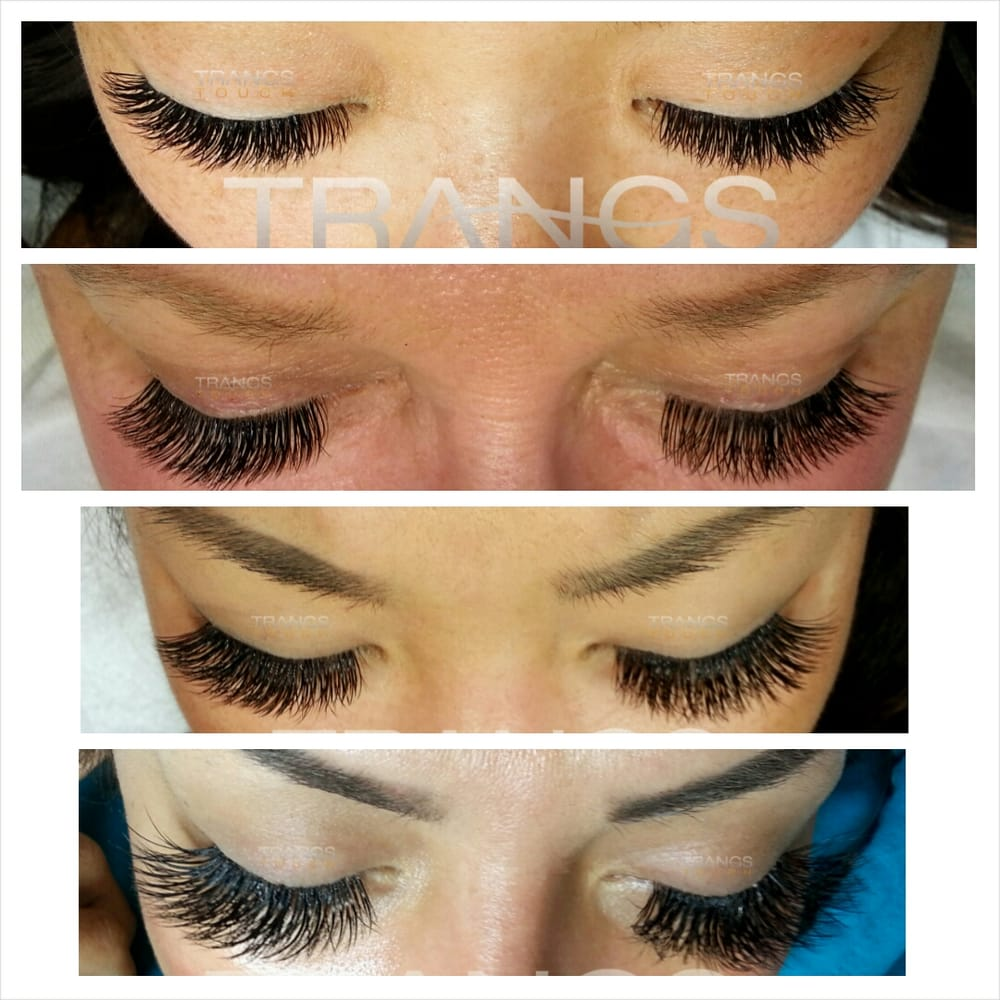 Eyelash Extensions Lengths Human Hair Extensions