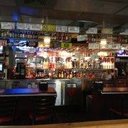 Trepanier's Backyard Grill & Bar - The fabulous bar with many fine spirits! - Fond Du Lac, WI, Vereinigte Staaten