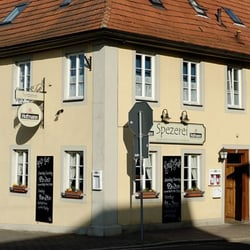 Gasthaus Spezerei, Erlangen, Bayern