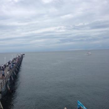 Ocean view fishing pier beer wine spirits norfolk for Ocean view fishing pier