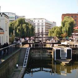 Camden Lock, Camden, London