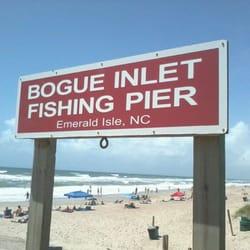 Bogue inlet fishing pier fishing emerald isle nc yelp for Bogue inlet fishing pier emerald isle nc