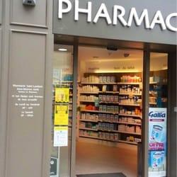 Entrée de la pharmacie