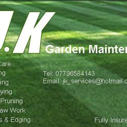 Jk Services Garden Maintenance, Whitchurch, Shropshire