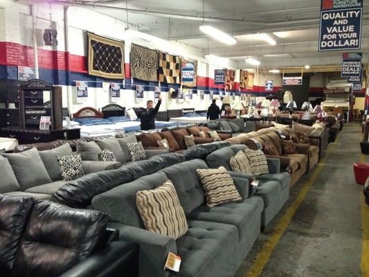 Express furniture warehouse richmond hill jamaica ny for L furniture warehouse