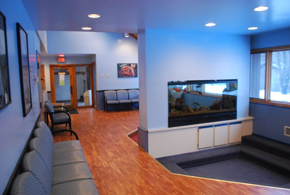 Waiting Room At Our Tenafly Office All Waiting Rooms Have
