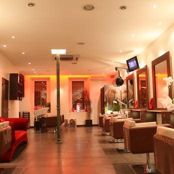 le salon rouge 117 photos 29 avis coiffeur salon de coiffure 4 ave c sar boy la. Black Bedroom Furniture Sets. Home Design Ideas