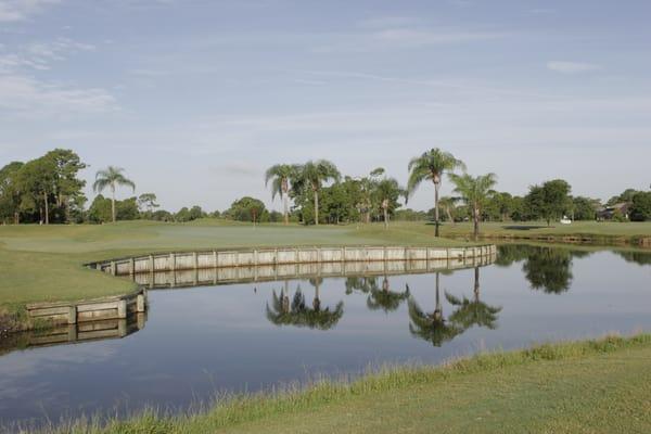 Evergreen Golf Club In Palm City Fl