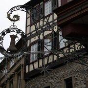 Zunftschilder, Schwäbisch Hall, Baden-Württemberg