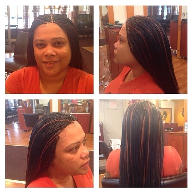 Crochet braids hair salon near me