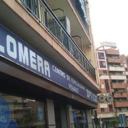 Palomera Opticos, Mislata, Valencia, Spain
