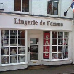 Lingerie de Femme, Cobham, Surrey