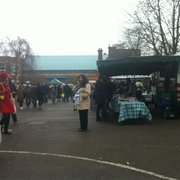 Queens Park Farmers Market, London