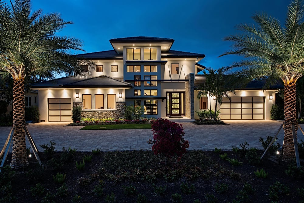 Luxury naples real estate agents naples fl photos for Modern houses in florida