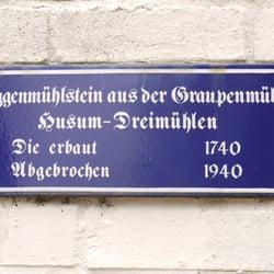 Schlossgang, Husum, Schleswig-Holstein