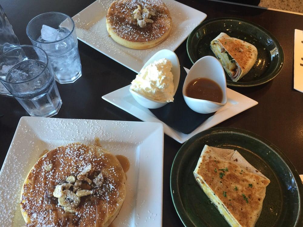 Rocca Cafe Breakfast Menu