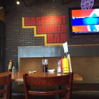 basement burger bar canton mi united states